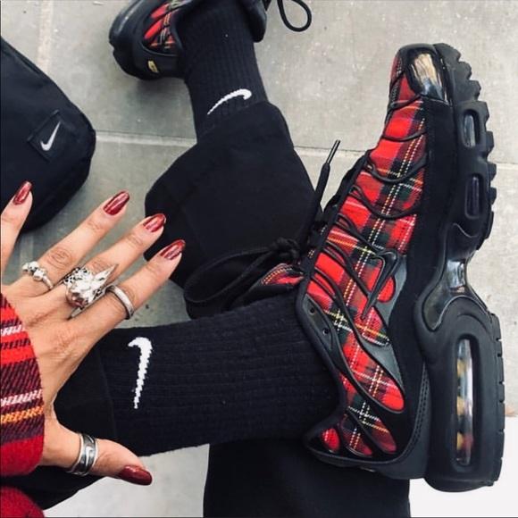 Nike Air Max Plus SE 'Tartan' Women's Release Date   Sole